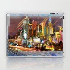 Vegas Laptop & iPad Skin