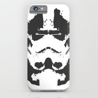 Stormtrooper Rorschach iPhone 6 Slim Case