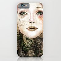 Indelicate Thorns iPhone 6 Slim Case
