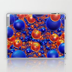 Shiny 3D balls Laptop & iPad Skin