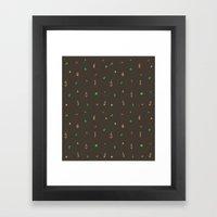 Arriba! Framed Art Print