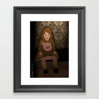 Anti Social Personality … Framed Art Print