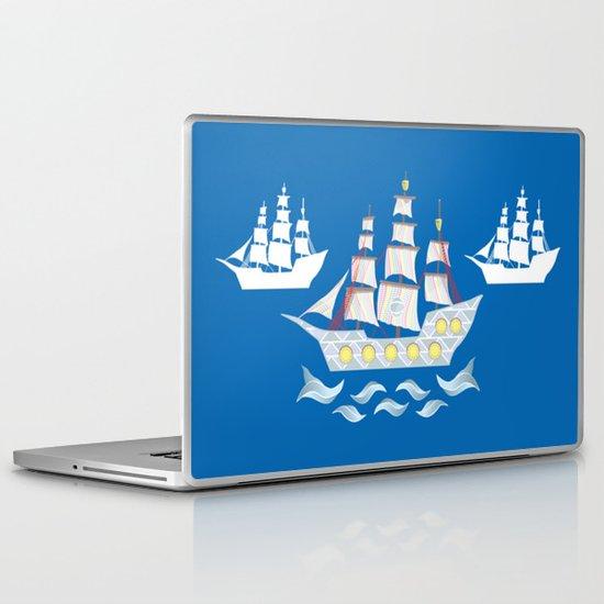 The Candy Armada Laptop & iPad Skin