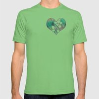 Your Love Is Sweet Like … Mens Fitted Tee Grass SMALL