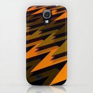 3D Chevrons Galaxy S4 Slim Case