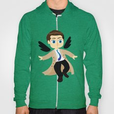 Angel Castiel Supernatural Hoody