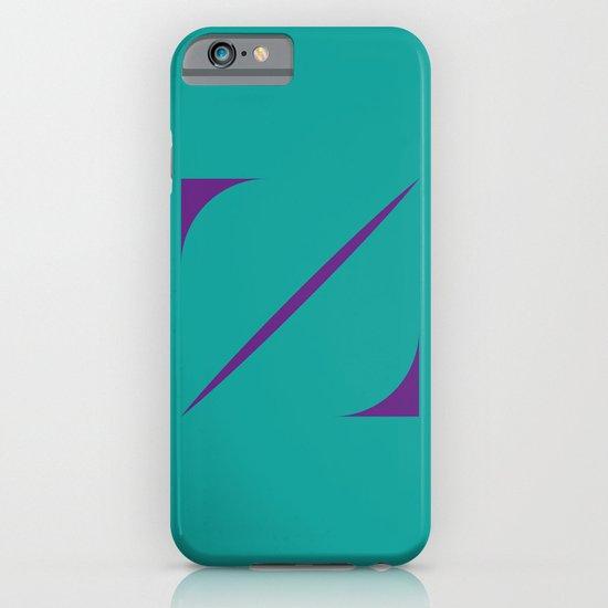 Z like Z iPhone & iPod Case