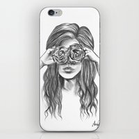 Beauty Is Within The Eye… iPhone & iPod Skin