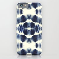 BOHEMIAN INDIGO BLUE iPhone 6 Slim Case