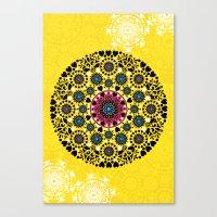 Mandala Vii Canvas Print