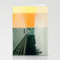upstate new york Stationery Cards