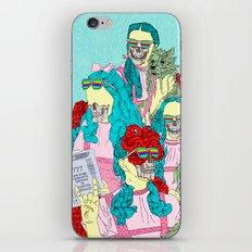 Gale iPhone & iPod Skin