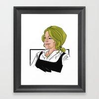 Tess Roberts Framed Art Print