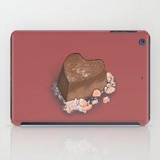 Valentine's Day with Sea Salt (Single Chocolate) iPad Case