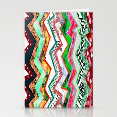 Candy Land Zigzags Stationery Cards