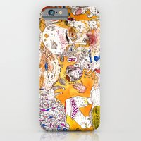iPhone & iPod Case featuring loudpipes by Kira Leigh