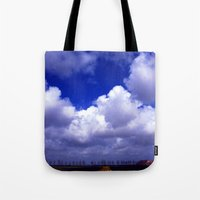 Tulip Trail Tote Bag