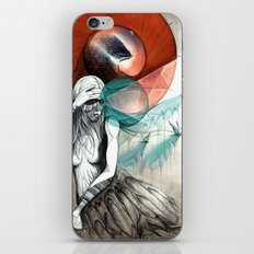 Guiding the Tides iPhone & iPod Skin