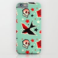 Swallow The Cherry iPhone 6 Slim Case