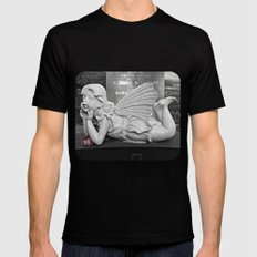 Daydreamer SMALL Mens Fitted Tee Black