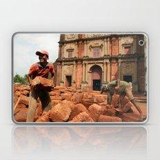 Brickwork Laptop & iPad Skin