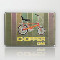 Chopper Bicycle Laptop & iPad Skin
