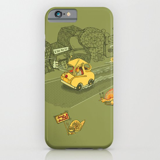 S-Car-Go! iPhone & iPod Case