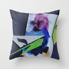 micro-v1 Throw Pillow