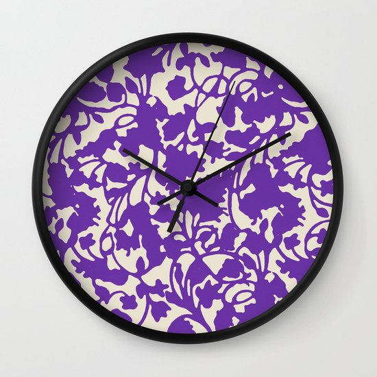 earth 8 Wall Clock