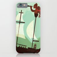 iPhone & iPod Case featuring Lost at Sea by emilydove