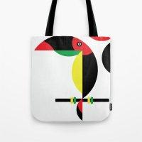 Tucan Tote Bag
