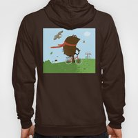 The Bear goes to the City Hoody
