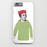 iPhone & iPod Case featuring The embarrassing Christmas Jumper by Lydia Coventry