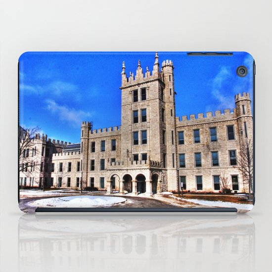 Northern Illinois University Castle - HDR iPad Case