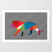 And Wait To Watch The F… Art Print