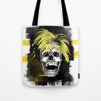 Andy POSTportrait Tote Bag