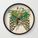 Daydreamer Vintage Wall Clock