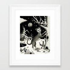 The Ambush Framed Art Print