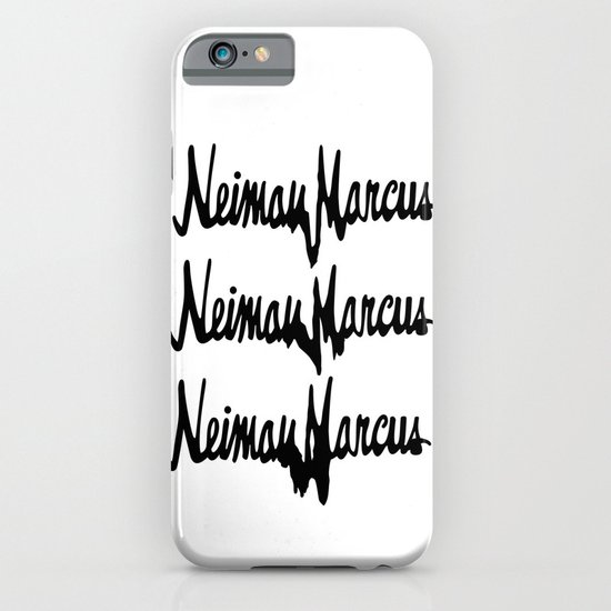 NM Drip (black only) iPhone & iPod Case