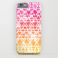 iPhone & iPod Case featuring Tribal Watercolor by Emma Mazur