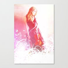 Light Echos Canvas Print