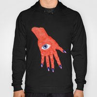 All-Seeing Nails Hoody