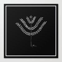 Dark Harvest Canvas Print