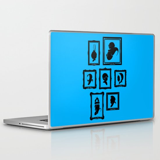Stage Select Laptop & iPad Skin
