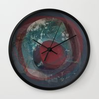 The Abstract Dream 7 Wall Clock