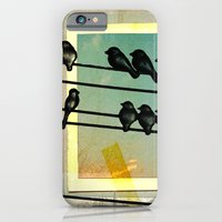 iPhone & iPod Case featuring A New Part Of Town by Four Trees Photography