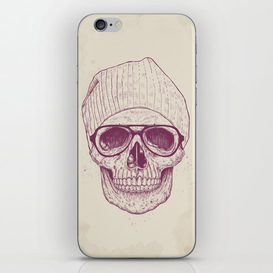 Cool skull iPhone & iPod Skin