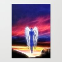 Spirit in the Sky Canvas Print
