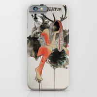 iPhone & iPod Case featuring Natura by Jesús Enri