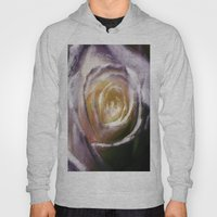 Abstract Rose Hoody